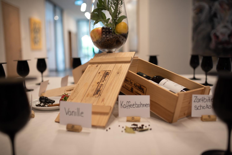 WeinAromaBar - Tag der offenen Weingüter - 360° Württemberg