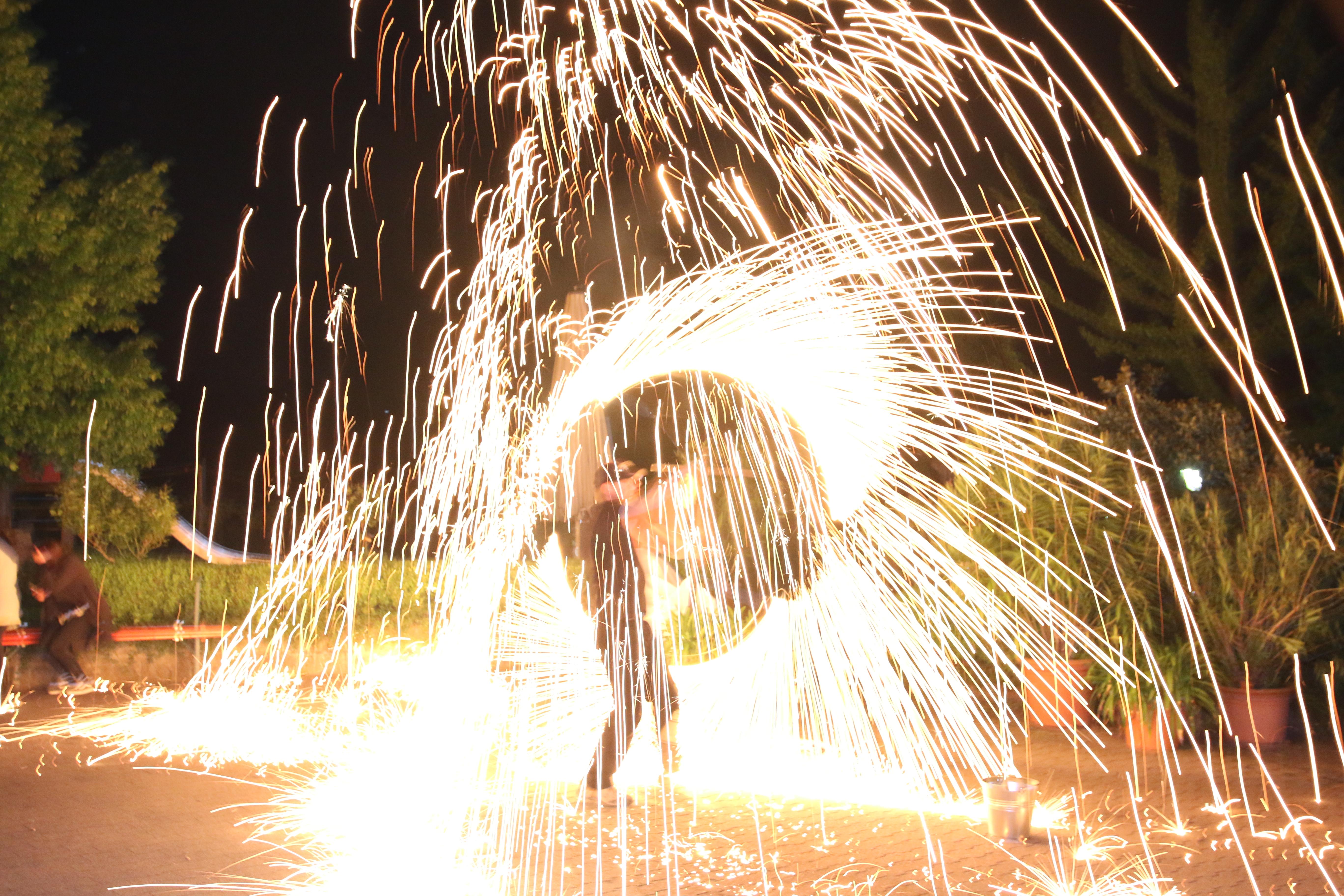 Feuerspiele Inszenierung - Feuer & Flamme Party
